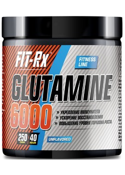 FIT-Rx Glutamine 6000