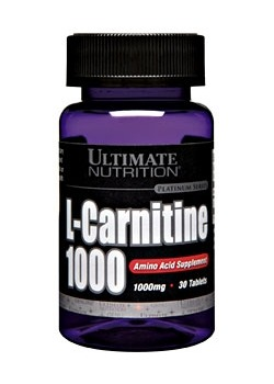 Ultimate Nutrition L-Carnitin 1000 mg