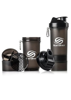 SmartShake 20oz Black