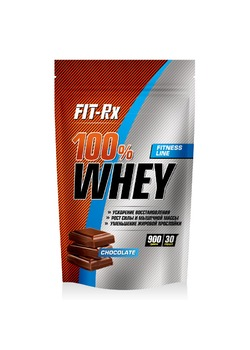 FIT-Rx 100% Whey