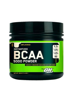 Optimum Nutrition BCAA 5000 Powder  (345 г)