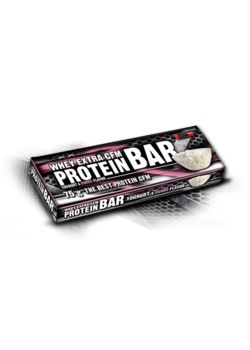 VISION Whey Extra CFM Protein bar